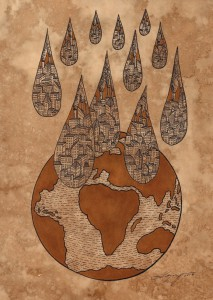 toxic rain #5